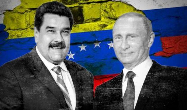rceni - Rusia retira militares -estrategicos- de -Venezuela- y -abandona- a -Maduro-