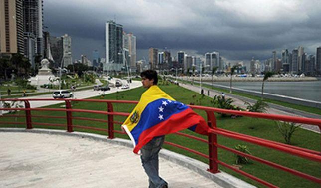 rceni - Venezolanos en Panamá - crean -campaña -buscando -de- dinero- y- legalizarse-y-ayudar-a-otros-venezolanos-