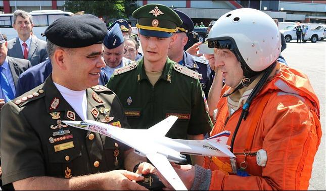 rceni - Tropas rusas siguen en Venezuela -en-apoyo-a-Maduro-afirma-el-Pentagono-