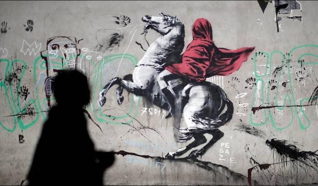 rceni - Banksy- antigua- entrevista- que -podría- haber- revelado -su- identidad -