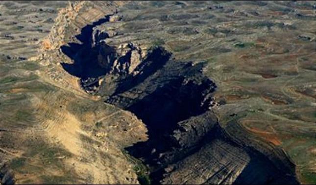 rceni - La falla de San Andrés -afirman- que- el- proximo- megaterromoto- sera -alli-