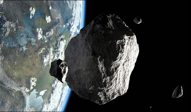 rceni - Asteroide 2019 OU1- de- 160 -metros- se -acerca- a- la- tierra- a -final -de -agosto-