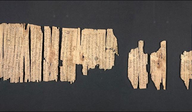 rceni - Budas -desvelan -pergamino- de -2.000- años- sobre -historia -del -budismo -