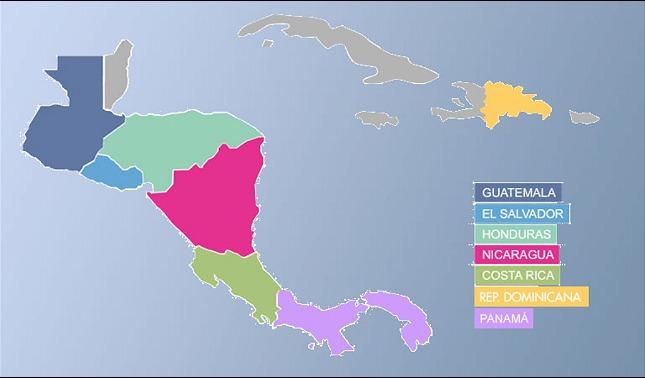 rceni - Centroamérica y el Caribe - tienen -el- mayor -crecimiento -económico -2019-