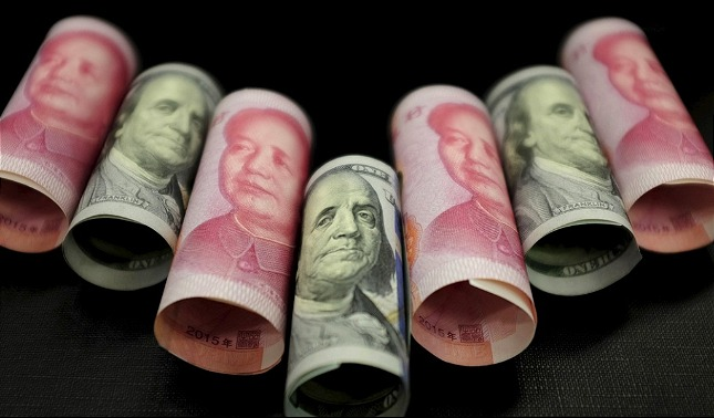 rceni - China devalúa el yuan -para -contrarrestar- las- amenazas -de -Trump-