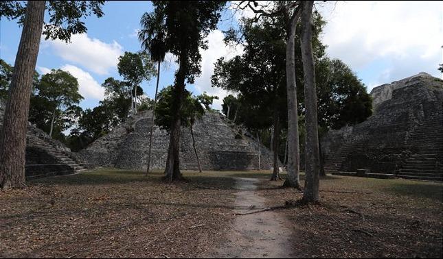 rceni - Ciudad maya Witzna -hallazgo- arqueológico- reescribe- la -historia-