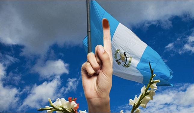 rceni - Guatemala decide -hoy- quién -obtendrá- la -presidencia-