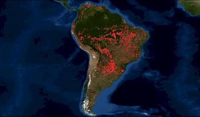 rceni - Incendios en amazonas -NASA- muestra- desde- el- espacio- cómo- se- ven-