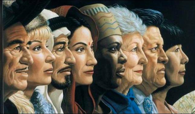rceni - Las razas -humanas- simplemente- no- existen- la- diversidad -biologica- si -