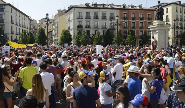 rceni - Legalización de venezolanos -España- entrego- 3.300- nuevas -residencias-
