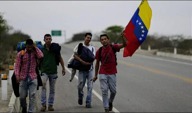 rceni - Masiva migración - de- Venezuela -sin -salida -devastaría- América- Latina-