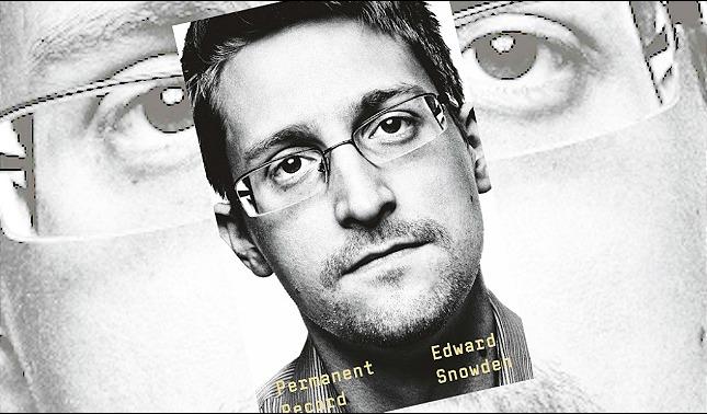 rceni - Permanent Record -Libro -de- memorias -de-Snowden -saldrá -a -la- venta -