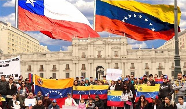 rceni - Reunificación familiar en Chile -permitirá -a -venezolanos- entrada- sin -papeles -