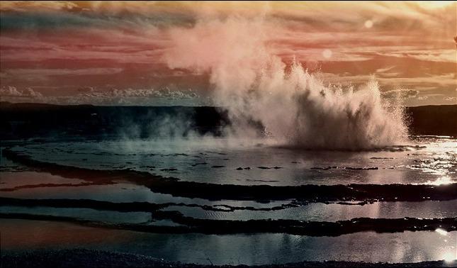 rceni -el Supervolcán de Yellowstone - su- manto- llega- hasta- California- y -Oregon-