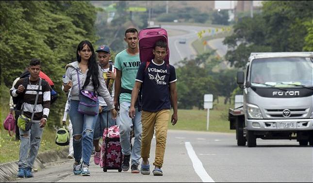 rceni - Tarjeta única de vacunación -para -migrantes -venezolanos -acuerda- la -region-
