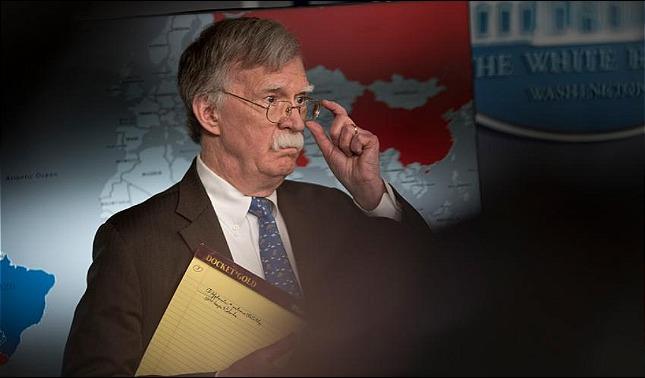 rceni - Venezuela es un estado canalla - el -dialogo- termino -afirma- John- Bolton-
