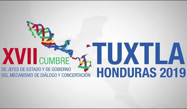 rceni - XVII Cumbre de Tuxtla- comenzo- con- reuniones -técnicas -en- Honduras-