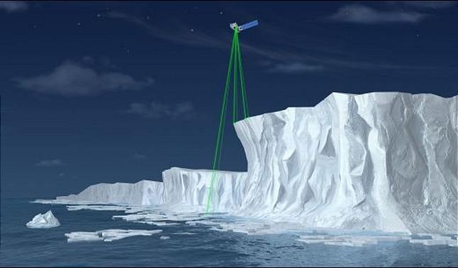 rceni - Altura en hielo del Ártico -Nasa- descubre -algo- inquietante- en- el -Ártico-