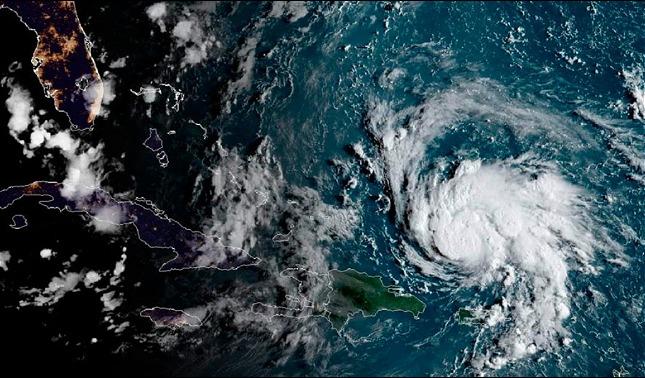 rceni - Desplazamiento de Dorian- y -pronosticos- de- este -nefasto -huracan-