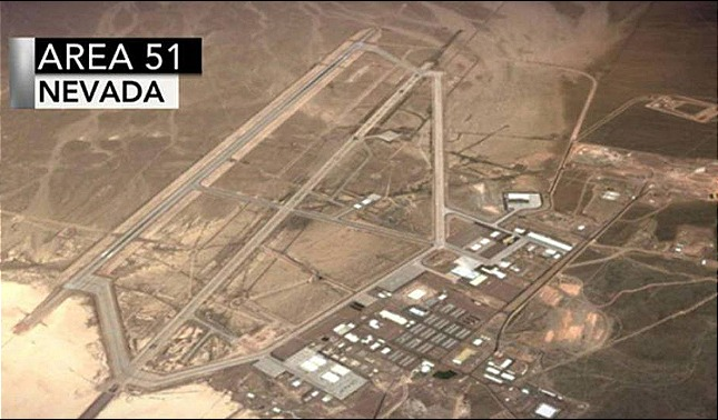 rceni - El área 51 -todo- lo- que -dejó- la- noche -del- 'asalto' -a- la -base -secreta -