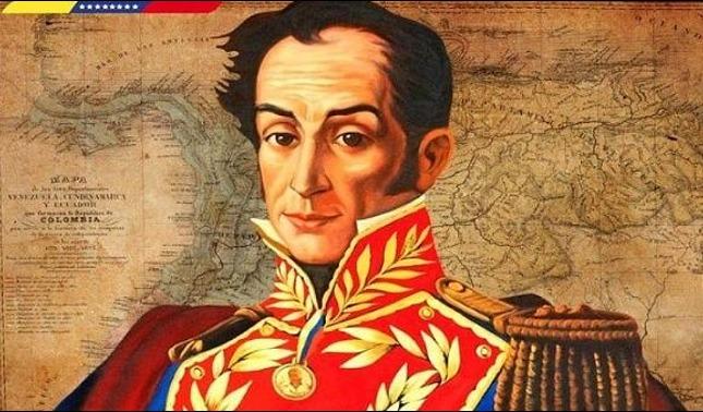 rceni - El Libertador Simón Bolívar - sus -enemigos- y - grandeza-