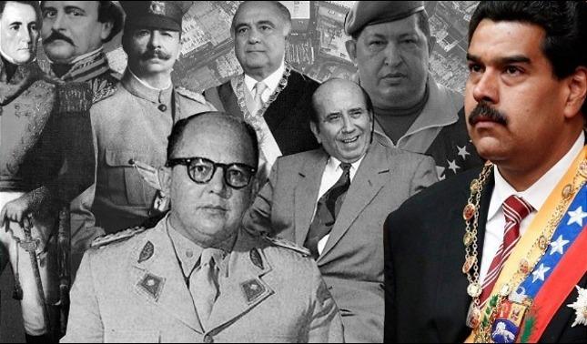 rceni - Marcos Pérez Jiménez - el -venezolano- estadista -pragmático-