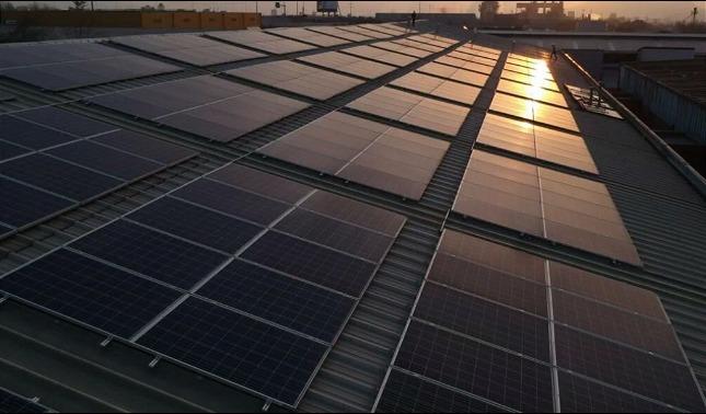 rceni - Panel solar -que - puede- generar -electricidad- en- la -oscuridad- es- creado-