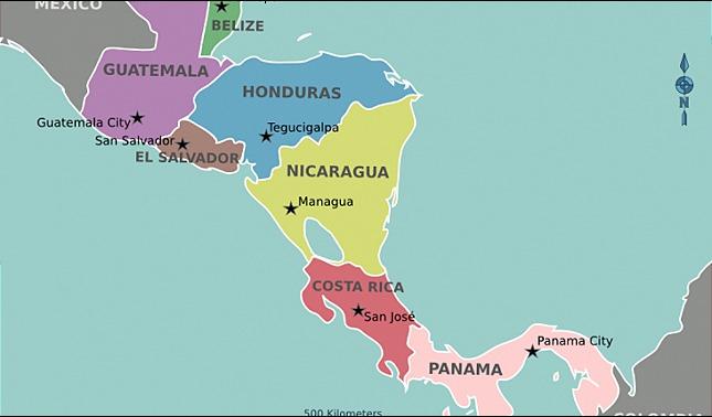 rceni - Río Motagua -Honduras- y -Guatemala -buscan- frenar- su -contaminación-