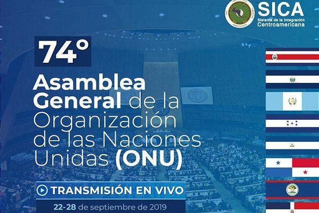rceni - Reducir emisiones de carbono -Centroamerica -presenta -propuesta- a- ONU-
