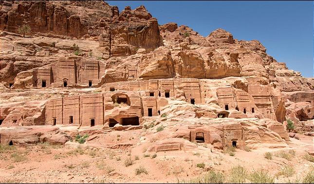 rceni - Reino Edomita - arquelogos- confirman- su -existencia- a -traves- de- un- estudio-