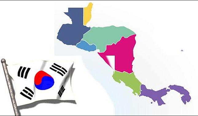 rceni - Entro en vigencia el TLC -entre -Corea- del- Sur- y -Centroamerica-