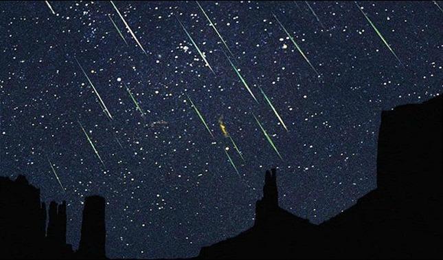 rceni - Lluvia de estrellas Dracónidas - todo- un -espectáculo -del- 6- al- 10 -de -octubre-