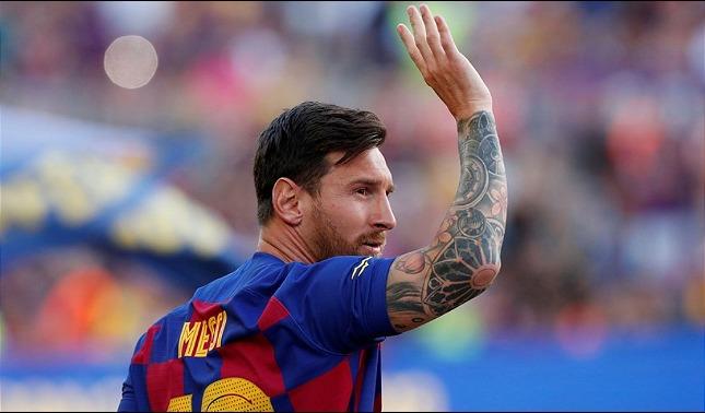 rceni - Messi - confiesa- quién- es -el -mejor- de -todos- los -delanteros- que- vio- jugar-