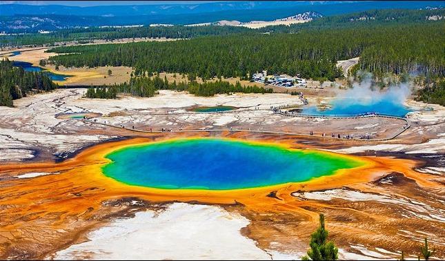 rceni - Súper volcán Yellowstone -NASA- intentara -controlarlo -