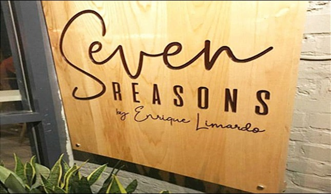 rceni - Seven Reasons - de- chef- venezolano- premiado- como -mejor- de- Washington-