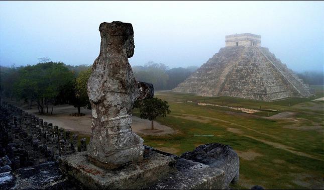 rceni - Tecnología Lidar - consiguen- 27 -sitios- mayas- de- 3.000 -años -de- antigüedad -