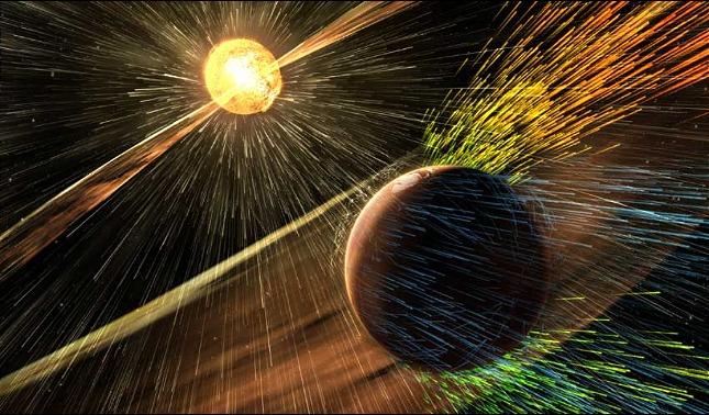 rceni - Tormentas magnéticas solares - fuertes- azotaron- la- Tierra- hace- 2.700- años-