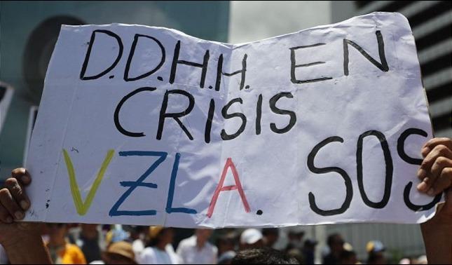 rceni - Violaciones de los derechos humanos- en- Venezuela- crearan -registro -unico-
