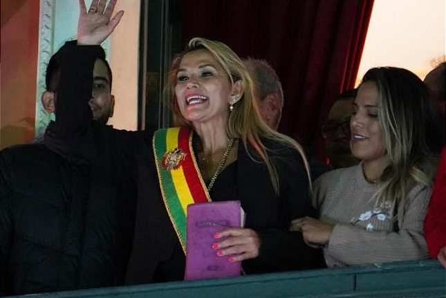 rceni - Bolivia rompe relaciones con Venezuela - expulsan- diplomaticos- de- Maduro-