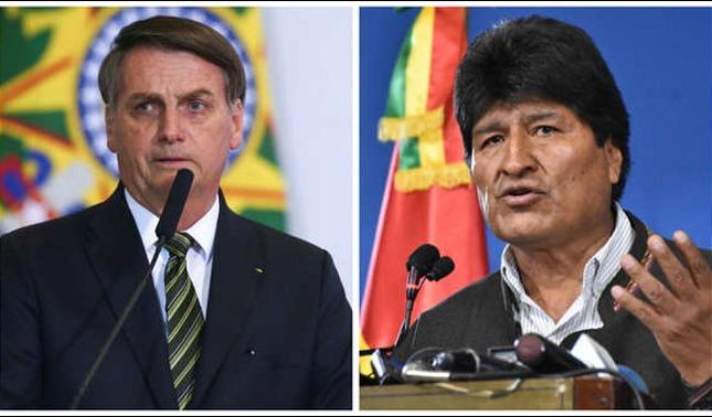 rceni - Bolsonaro -la- palabra- golpe- se -usa- cuando- la -izquierda- pierde-