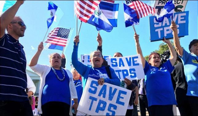 rceni - Extienden TPS para Honduras - El -Salvador- Haití- Nepal- Nicaragua -y -Sudán-