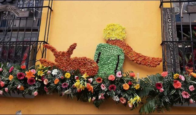 rceni - Festival de las flores - en -antigua -Guatemala -fiesta -visual -de- los -sentidos-
