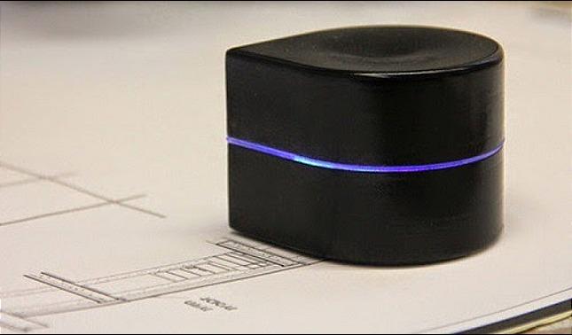 rceni - Impresora portátil -cabe- en- una- mano- es- a -color- e -imprime- hasta- en -la -piel-