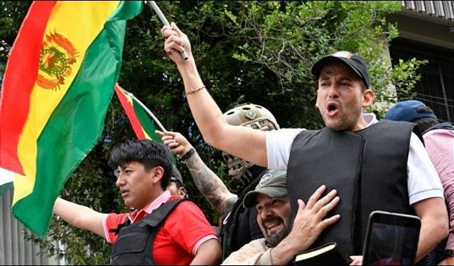 rceni - Luis Fernando Camacho - el -Bolsonaro -boliviano -forzo- la -salida- de -Morales-