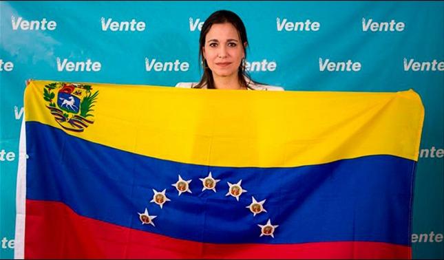 rceni - María Corina - Machado- es- su- hora- por- Jovel -Álvarez-