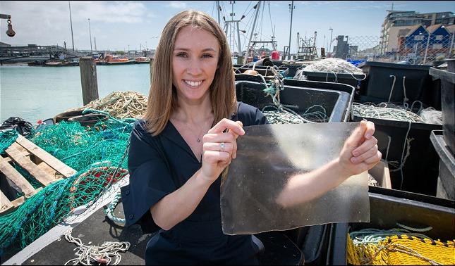 rceni - Marina Tex -producto- alternativo- al -plástico -con- desechos -pesqueros-