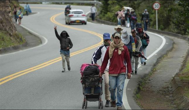 rceni - Migración venezolana -segun -Acnur- superara -a- la -de -Siria- en- el- 2020-