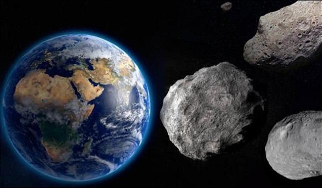 rceni - Tres asteroides - -pasaran-cerca - de- la- Tierra- en -un -solo -dia-