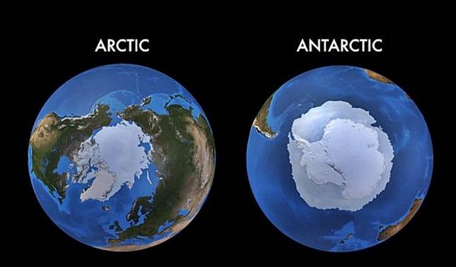 rceni - Ártico de Rusia -captan- desde- satélites -fenómeno -glaciar- nunca -antes -visto-
