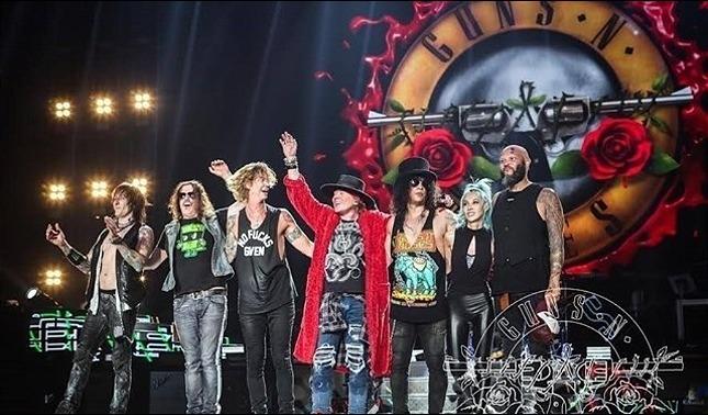 rceni - Guns and Roses -en -concierto- regresa- a-Costa- Rica- en -el- 2020-